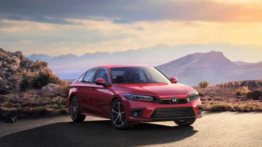 Nuova Honda Civic Sedan 2021