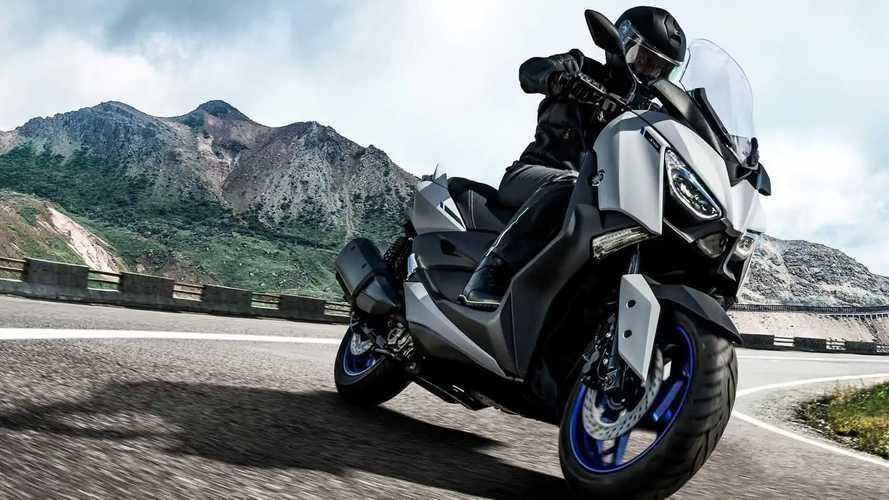 Yamaha XMAX ABS 2021 Meluncur di Jepang dengan Pembaruan Kecil