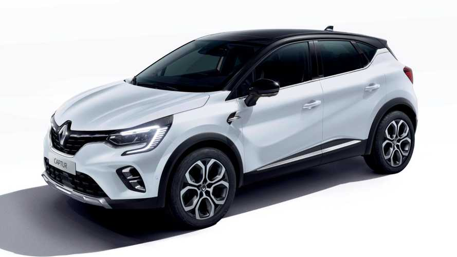 New Renault Captur E-Tech Hybrid comes in at £24,500