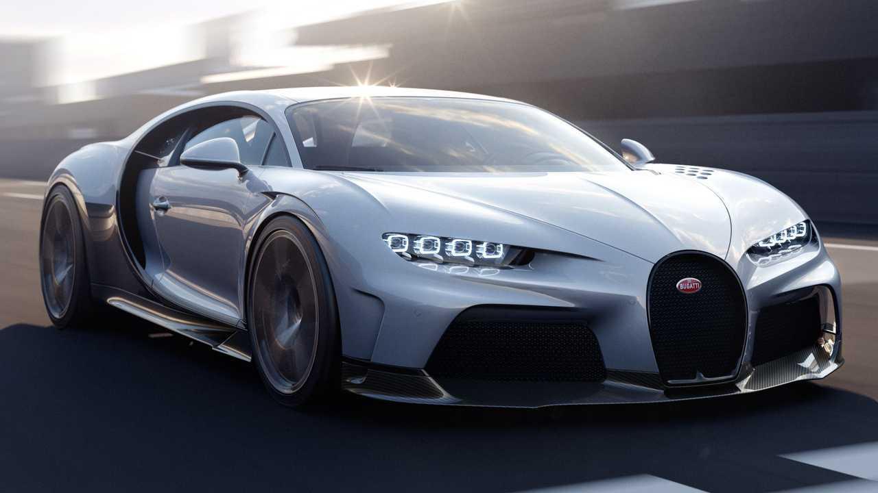 Bugatti Chiron Super Sport (2021)