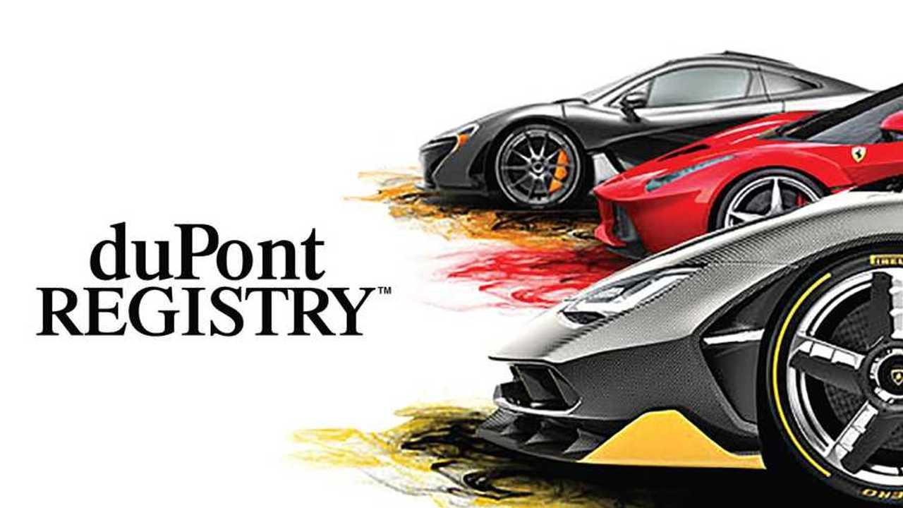 duPont Registry - EVs LEAD