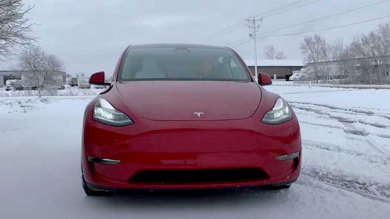 Tesla Model Y neve