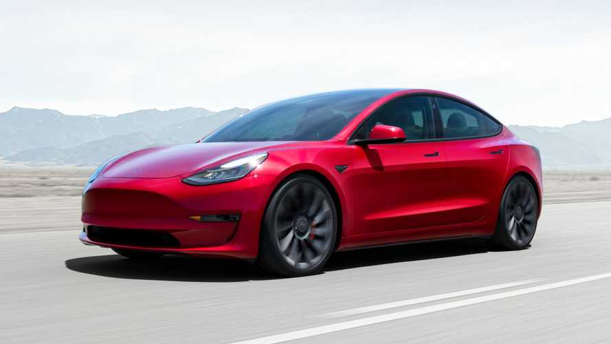 Tesla Model 3 Is Now The 16th Best-Selling Car In The World