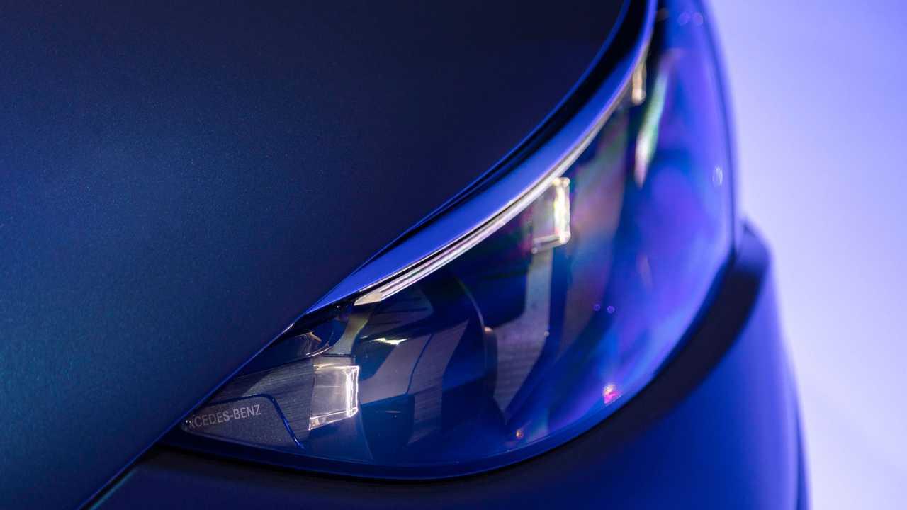 2022 Mercedes-Benz EQS 450 Exterior Headlight