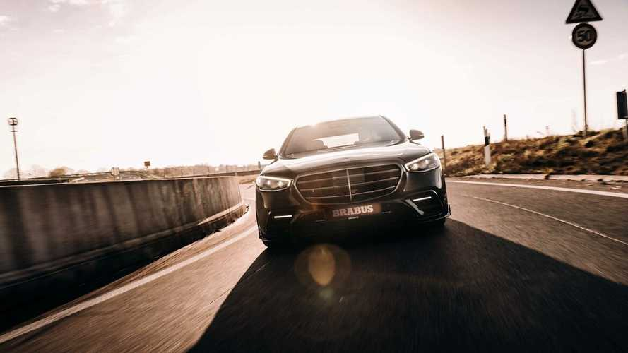 Brabus 500 - Mercedes-Benz S-Class