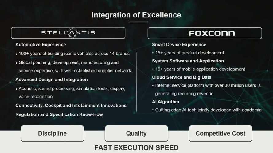 Stellantis And Foxconn Create MobileDrive, Focused On Cockpits