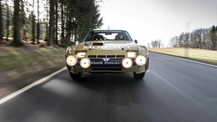 Walter Rohrl Reunited With 924 Carrera GTS Rally, Restored By Porsche