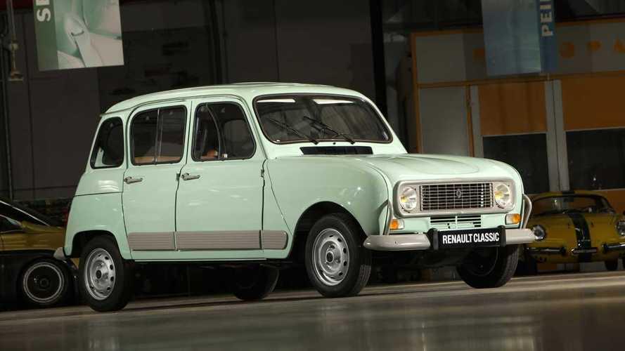 Renault 4 1961-1993
