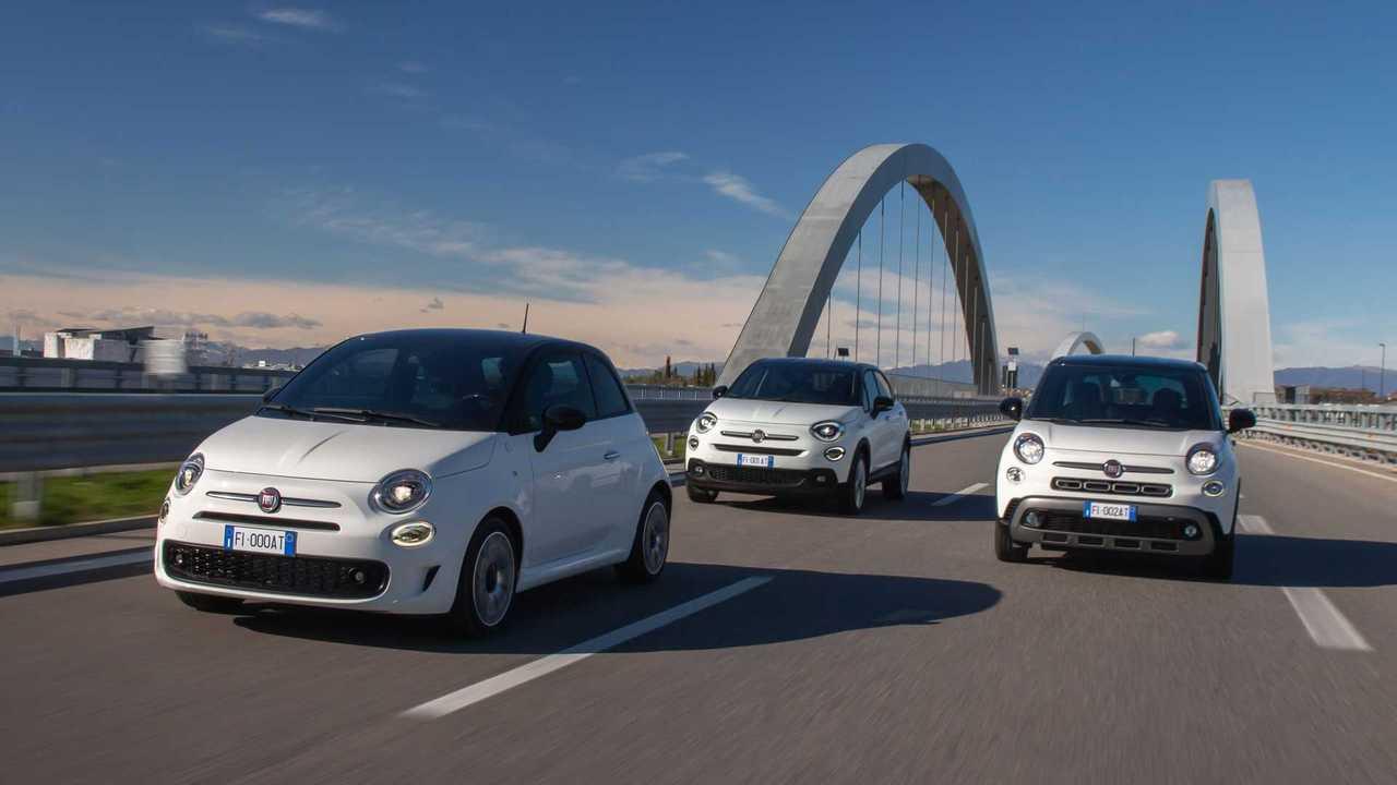 Fiat 500 Hey Google Sondermodelle 2021