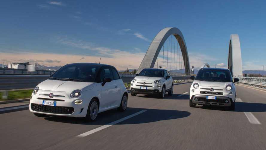 Neue Sondermodelle: Fiat 500 Hey Google!
