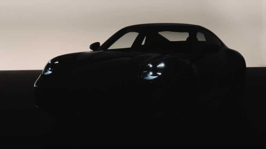 Teaser Porsche 911 2019