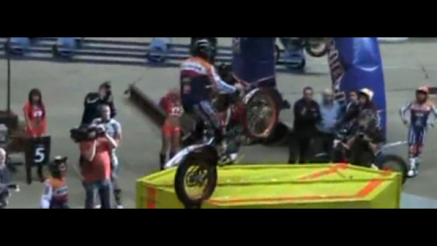 Indoor Trial World Championship 2012: a Sheffield vince Bou