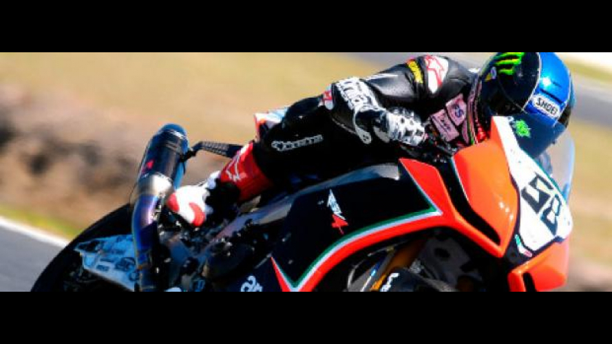 WSBK 2012 Phillip Island: Laverty ci prova
