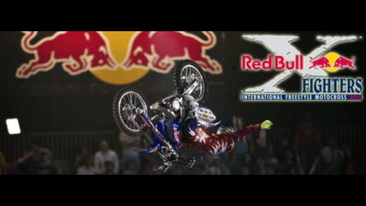 Red Bull X-Fighters 2012: a Dubai vince Sherwood