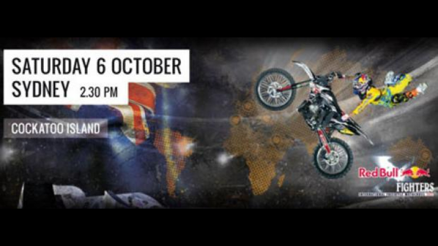 Red Bull X-Fighters 2012: a Sydney il 6 ottobre