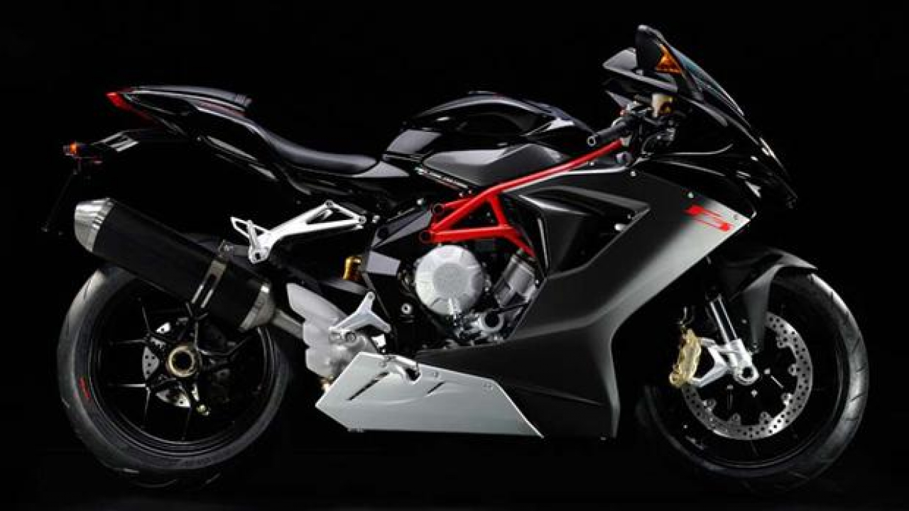 "MV Agusta F3... ""Japan Edition"""