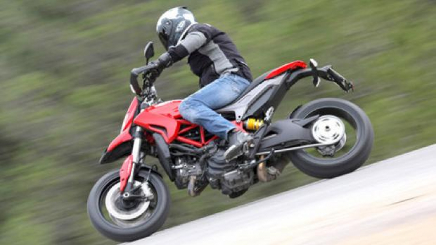 Ducati Hypermotard/SP 2013 - TEST