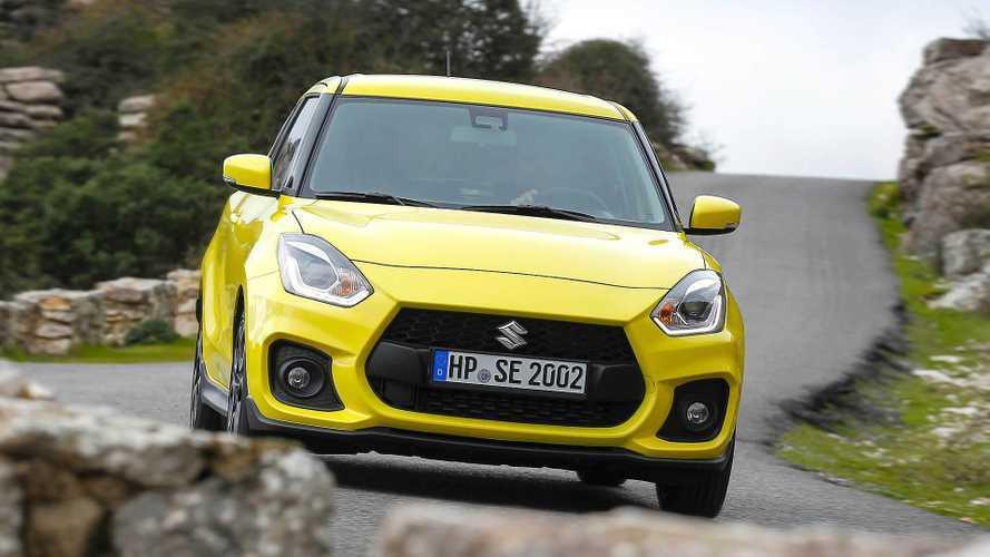 Guía de compra: el Suzuki Swift Sport 2019, en 5 claves