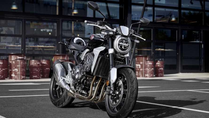 Honda CB1000R 2018, test