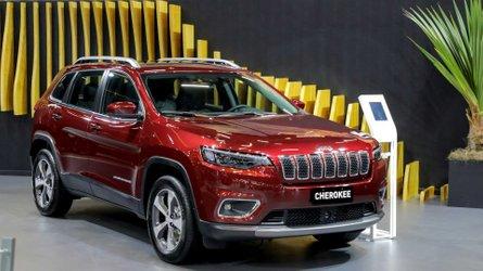 Salão de SP: Novo Jeep Cherokee 2019 troca visual polêmico
