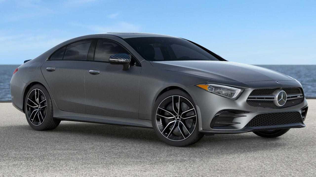 Mercedes-Benz CLS-Class Most Expensive