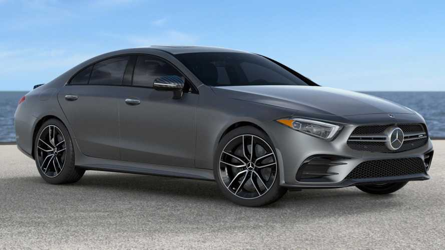 The Most Expensive 2019 Mercedes CLS Costs $115,905