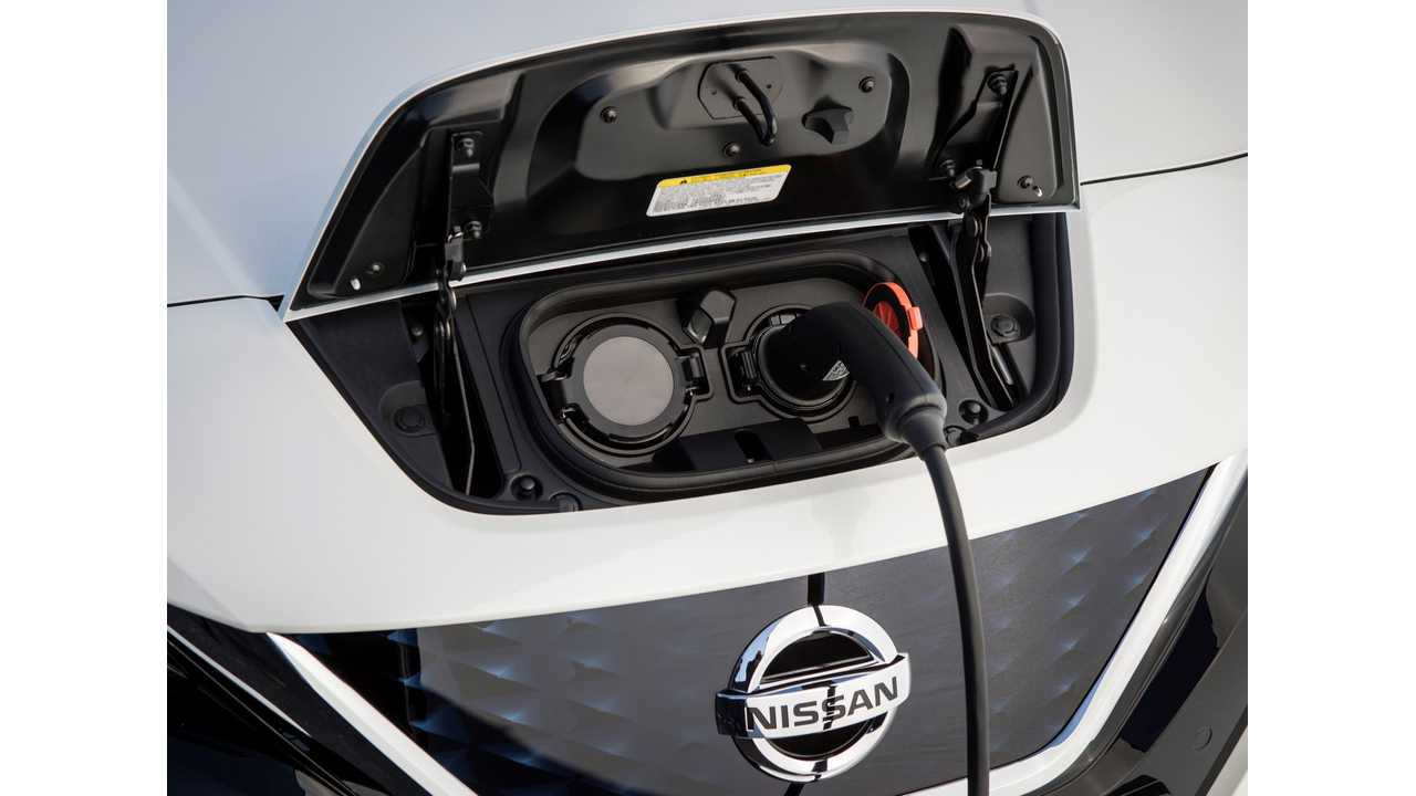 Nissan Leaf Charger >> Owning A Nissan Leaf Without A Home Charger Is It Possible