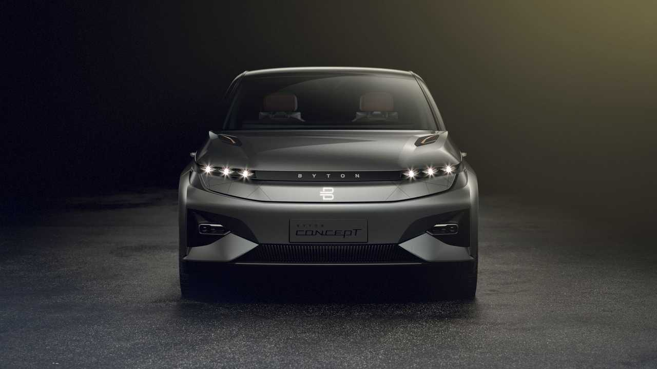 BYTON Electric SUV Enters Testing Phase