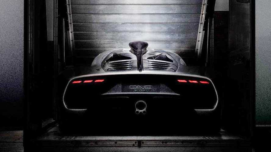 New Mercedes-AMG Project One Teaser Released