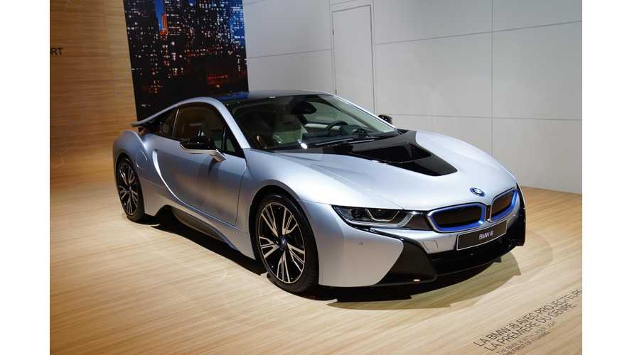 Honolulu Resident Takes Delivery Of First BMW i8 in Hawaii