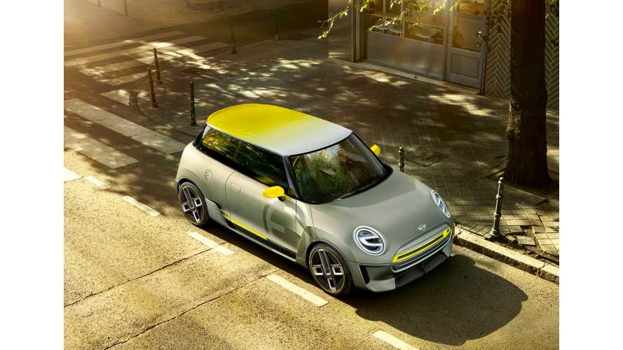 Mini Says Its Upcoming Electric Car Will Be A Proper Hot Hatch