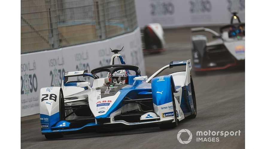 BMW Says Formula E Debut Win Was Very Unexpected