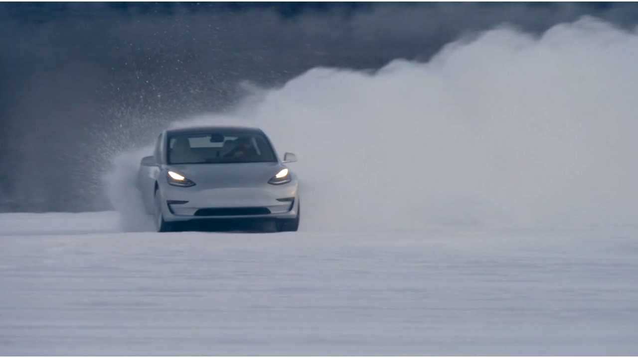 Tesla's Winter Testing Facility In Alaska Is Pretty Incredible