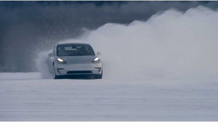 Tesla's Winter Testing Facility In Alaska Is Pretty Incredible