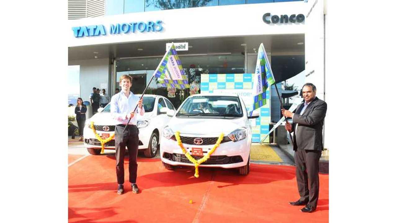 Tata Motors & Zoomcar Deploy 500 Tigor EV For Car Sharing