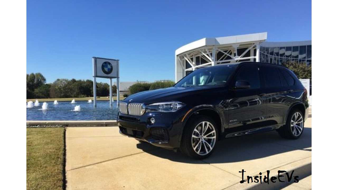 1,200-Mile BMW X5 xDrive40e Review & Performance Delivery