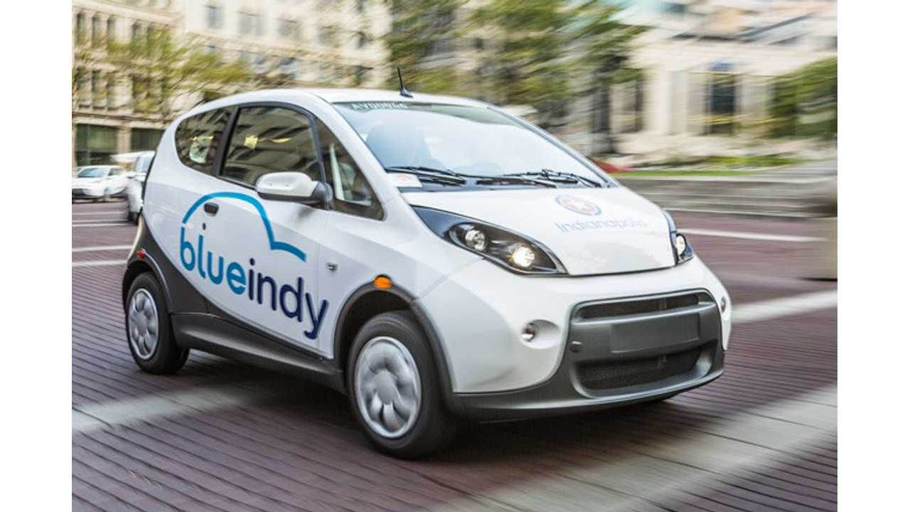 Bolloré To Launch Car Sharing In Rome & Turin