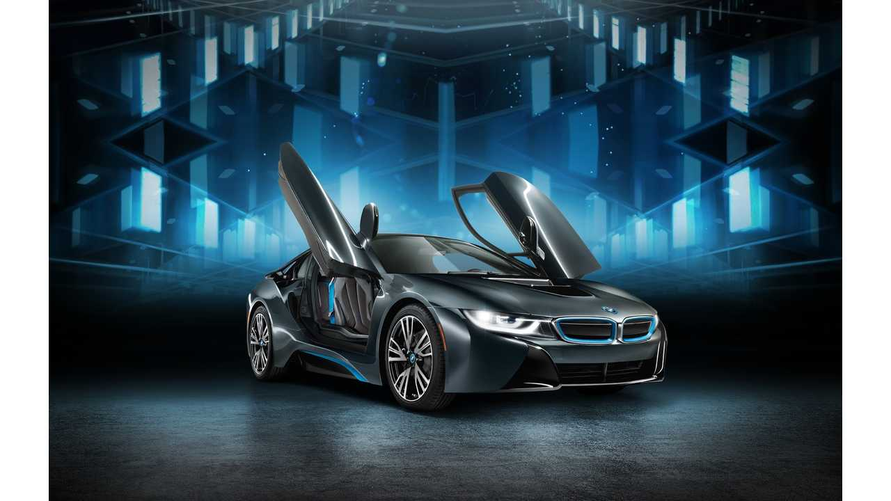 BMW i8 Is The Only Green Car Among The Winners, So It's The Only One To Get Its Image On This Page