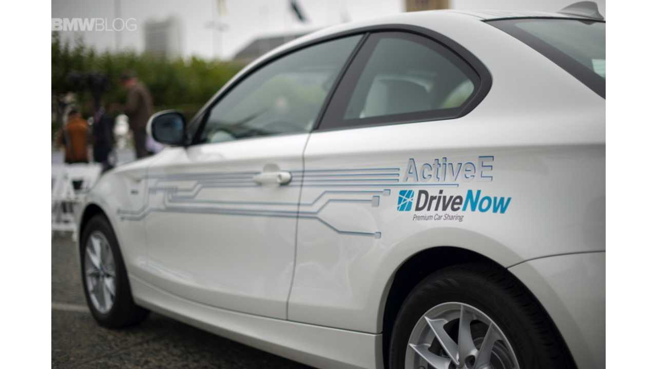 BMW DriveNow Possibly Coming To Seattle