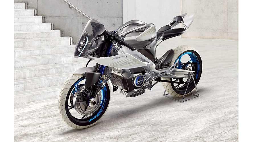 Yamaha Electric Bikes At The 2015 Tokyo Motor Show - Videos