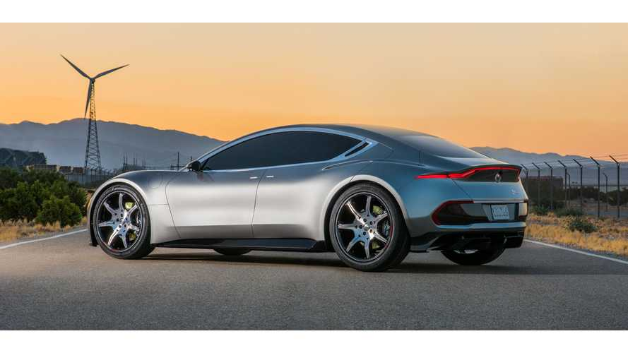 Fisker Turns To Ricardo For 800-Volt Charging & Powertrain