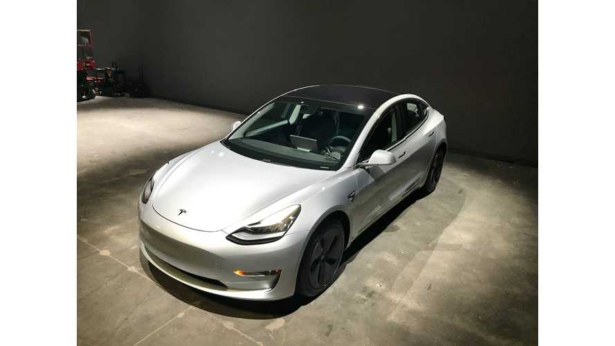 Used Tesla Model 3 Posted On Craigslist For $150,000 (update)