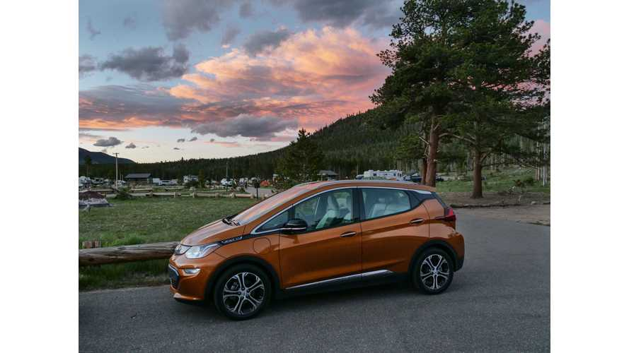 GM Earmarks 5,000 Chevrolet Bolt EVs For South Korea This Year
