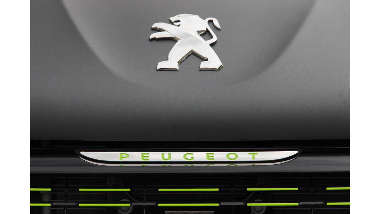 Peugeot Boss Says Dedicated Electric Cars Aren't Yet Needed
