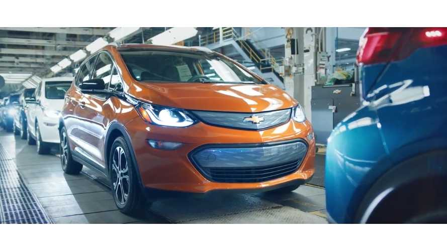 Chevrolet Bolt EV Debuts With 579 Sales In December, But Volt Steals The Show With Record 3,691 Deliveries