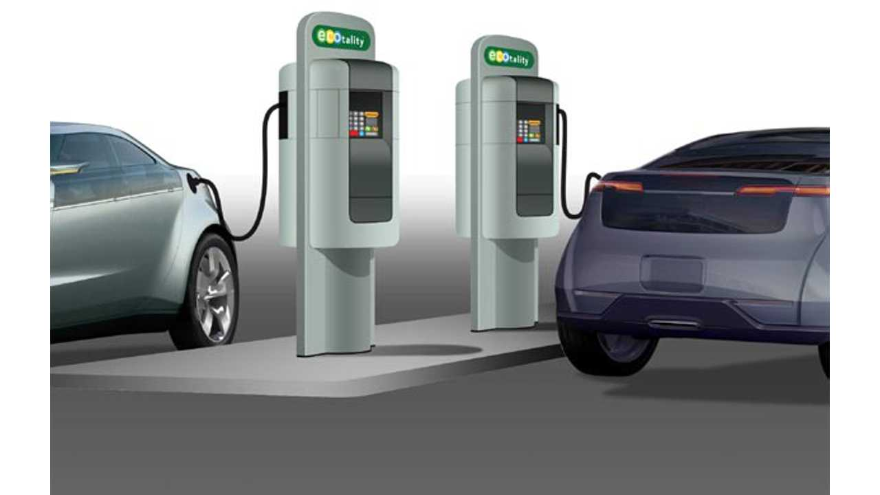 Apple Exploring Charging Infrastructure For Electric Cars