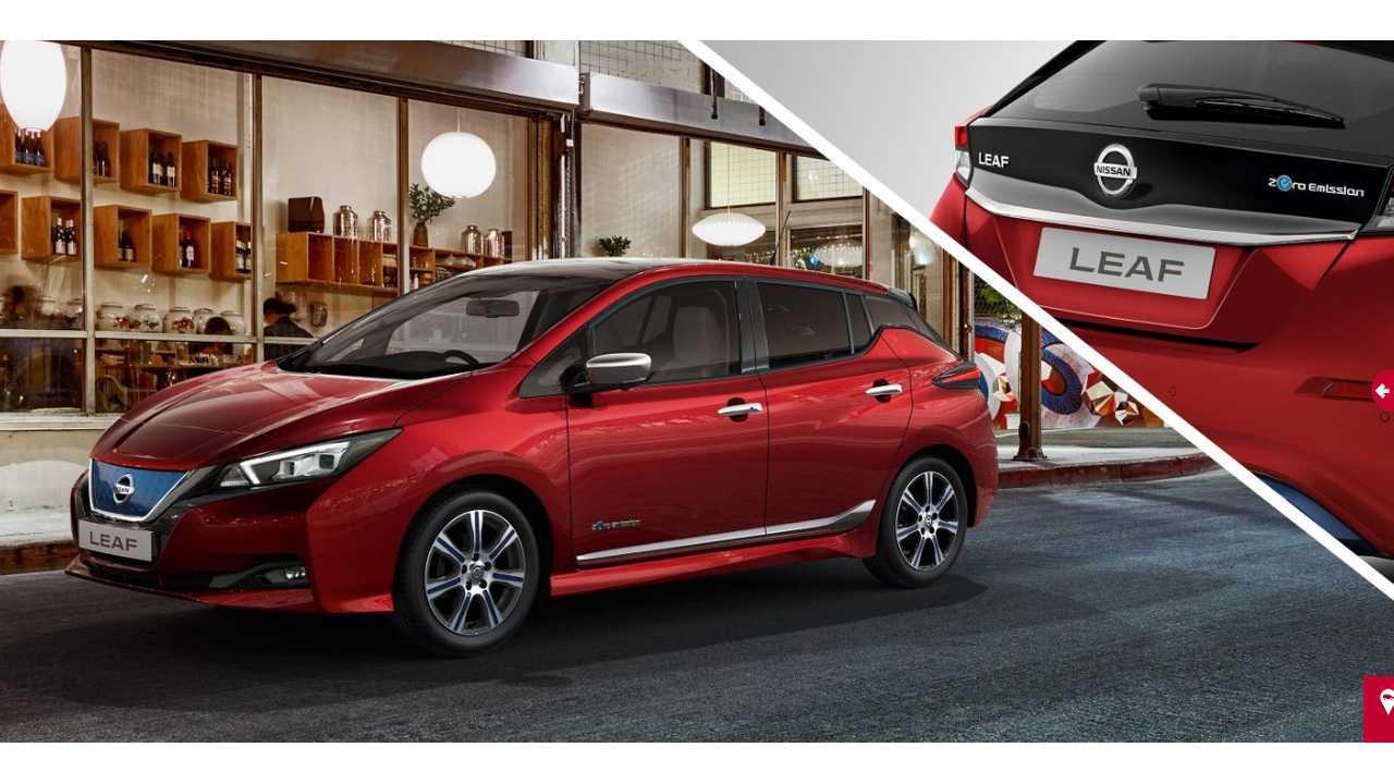 OEM Accessories Now Available For 2018 Nissan LEAF - See All Here