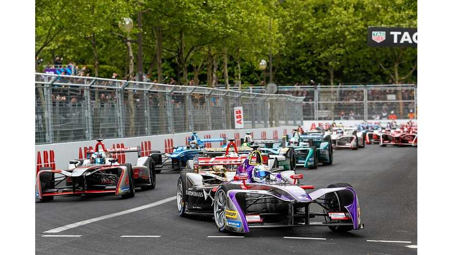 Formula E To Introduce New European Champion Trophy Next Season