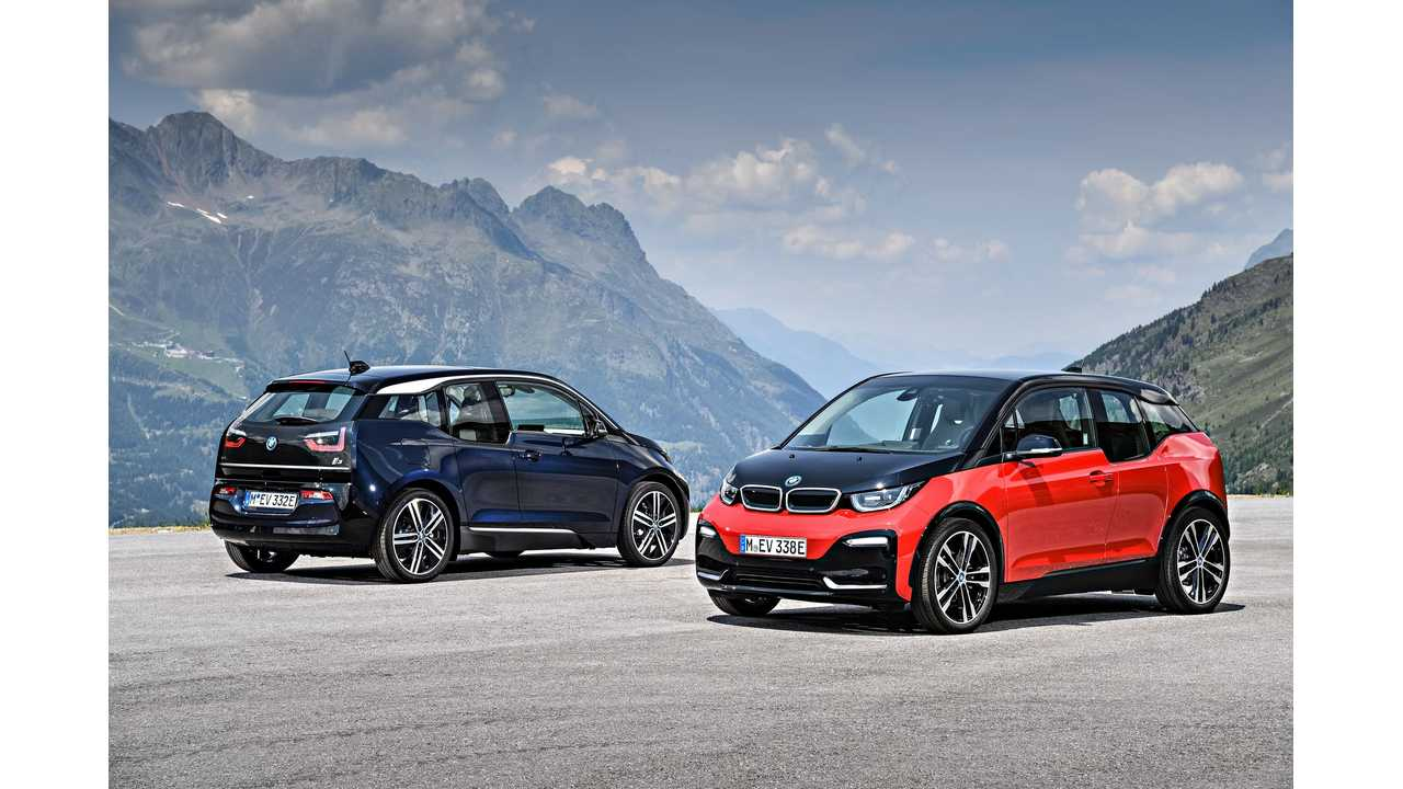 BMW I3 Lease >> How To Lease A 51 695 Bmw I3 For 112 Per Month
