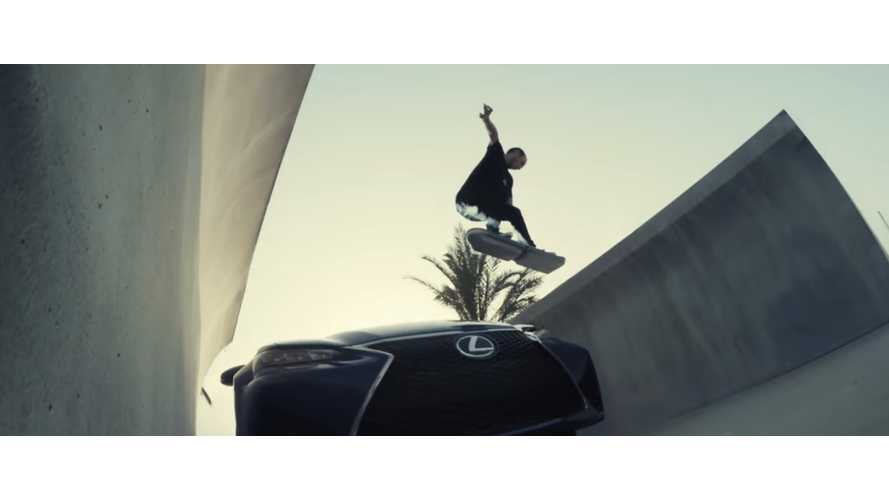 More Lexus Hoverboard Videos